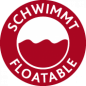 Mobile Preview: schwimmfähiger Ball