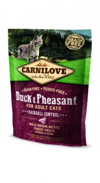 Carnilove Duck and Pheasant 400g